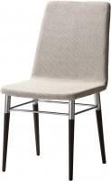 Стул Ikea Пребен 602.013.31 (коричнево-черный/светло-серый) -