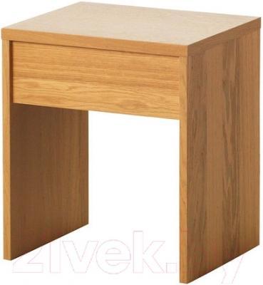 Табурет Ikea Рансби 602.023.97 (дубовый шпон)
