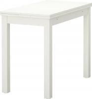 Обеденный стол Ikea Бьюрста 602.047.49 (белый) -