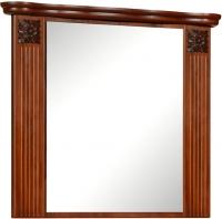 Зеркало для ванной Bliss Баккара 0453.2 (орех эко) -