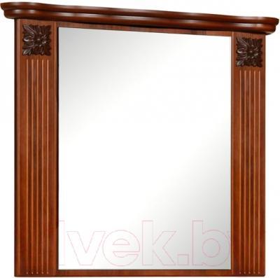 Зеркало для ванной Bliss Баккара 0453.2 (орех эко)
