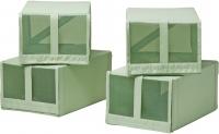 Набор коробок для хранения Ikea Скубб 102.997.21 -