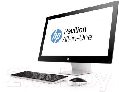 Моноблок HP Pavilion 27-n100ur (N8W59EA)