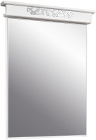Зеркало для ванной Bliss Амелия 0455.6 (серебро) -