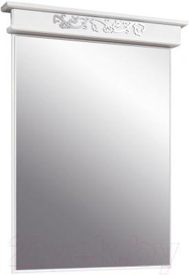 Зеркало для ванной Bliss Амелия / 0455.6 (серебро)