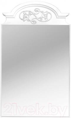 Зеркало для ванной Bliss Амелия 1 0455.7 (серебро)