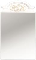 Зеркало для ванной Bliss Амелия 1 0455.7 (патина золото) -