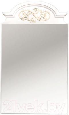 Зеркало для ванной Bliss Амелия 1 0455.7 (патина золото)