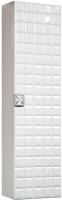 Шкаф-полупенал для ванной Bliss Адель 0460.3 -