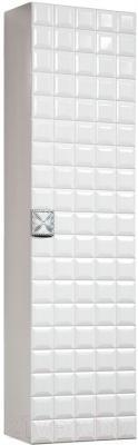 Шкаф-полупенал для ванной Bliss Адель 0460.3