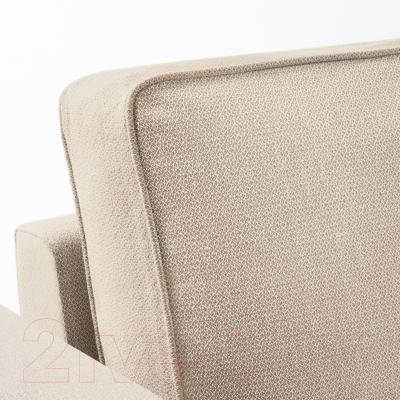 Чехол на диван - 3 местный Ikea Баккабру 603.232.57 (бежевый)