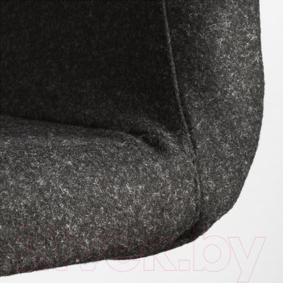 Кресло офисное Ikea Патрик 700.681.62 - обивка из шерсти