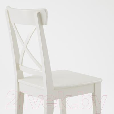 Стул Ikea Ингольф 701.032.50 (белый)