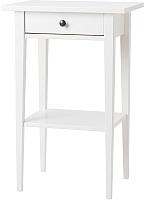 Прикроватная тумба Ikea Хемнэс 701.212.30 (белый) -