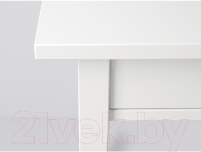 Прикроватная тумба Ikea Хемнэс 701.212.30 (белый)