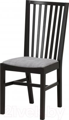 Стул Ikea Норнэс 701.774.96 (черный/серый)
