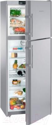 Холодильник с морозильником Liebherr CTNes 4753-22