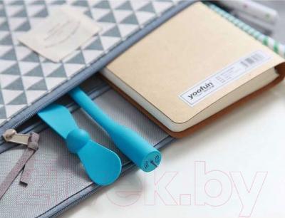 USB-вентилятор Xiaomi Mi Portable Fan 64802 (синий)