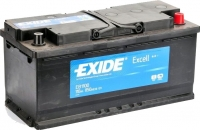 Автомобильный аккумулятор Exide Excell EB1100 (110 А/ч) -