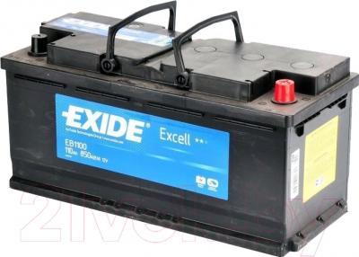 Автомобильный аккумулятор Exide Excell EB1100 (110 А/ч)