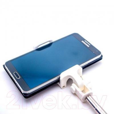 Монопод для селфи Xiaomi Selfie Stick Bluetooth 66950 (голубой)