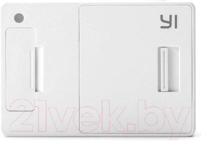 Экшн-камера Xiaomi YI Travel Edition (белый, с bluetooth пультом)