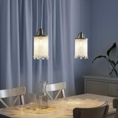 Светильник Ikea Седер 701.956.93 (жемчужины/цветы)