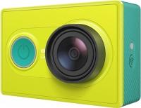 Экшн-камера Xiaomi YI Travel Edition (зеленый, с bluetooth пультом) -