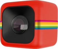 Экшн-камера Polaroid Cube / POLC3R (красный) -