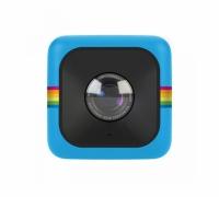 Экшн-камера Polaroid Cube+ / POLCPBL (синий) -