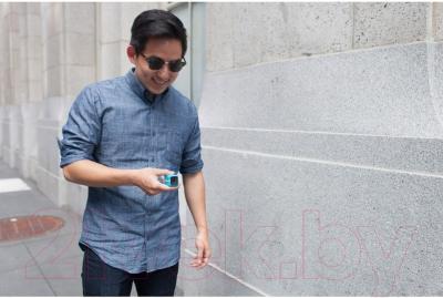 Экшн-камера Polaroid Cube+ / POLCPBL (синий)