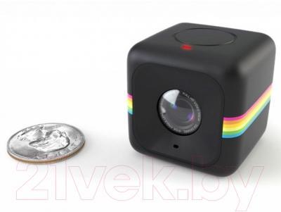 Экшн-камера Polaroid Cube+ / POLCPBK (черный)