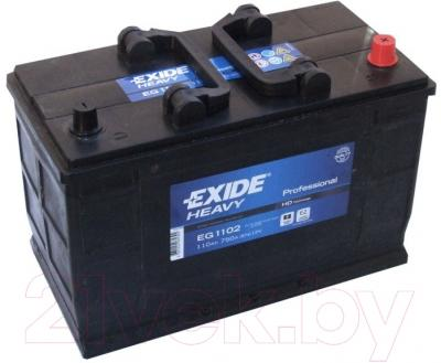 Автомобильный аккумулятор Exide HEAVY EG1403 (140 А/ч)
