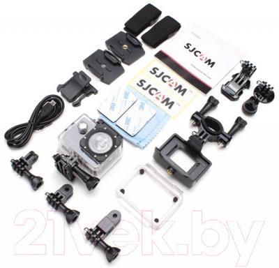 Экшн-камера SJCAM SJ4000 Plus (черный)
