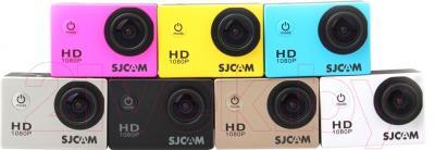 Экшн-камера SJCAM SJ4000 (красный)