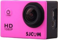 Экшн-камера SJCAM SJ4000 (розовый) -