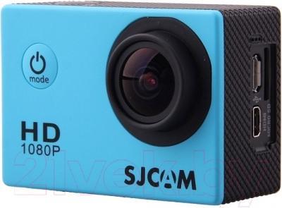 Экшн-камера SJCAM SJ4000 (синий)