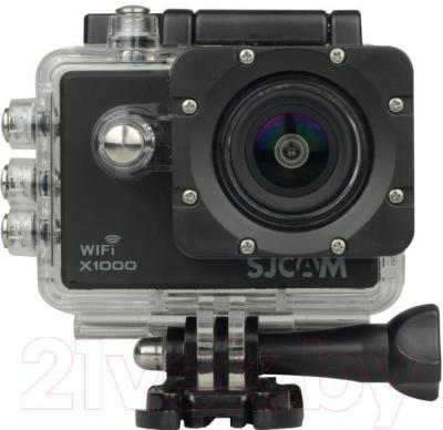 Экшн-камера SJCAM X1000 WiFi (черный)