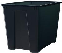 Контейнер для хранения Ikea Самла 702.063.14 (черный) -