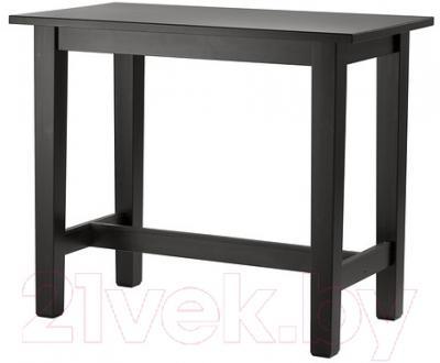 Барный стол Ikea Стурнэс 702.176.52 (коричнево-черный)