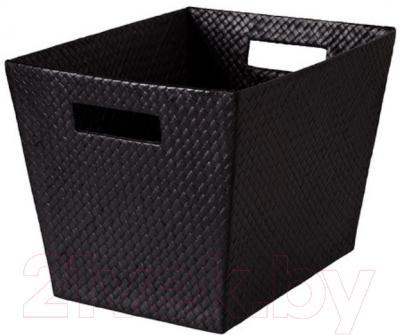 Корзина Ikea Бладис 702.193.59 (черный)