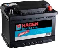 Автомобильный аккумулятор Hagen 56219 (62 А/ч) -