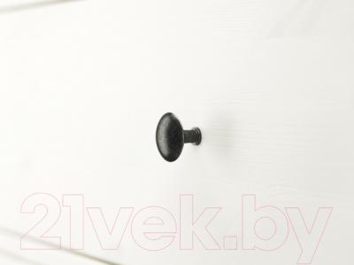Комод Ikea Хемнэс 702.426.37 (белая морилка)