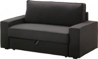 Чехол на диван - 2 местный Ikea Виласунд 702.430.57 (темно-серый) -