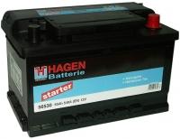 Автомобильный аккумулятор Hagen 56530 (65 А/ч) -