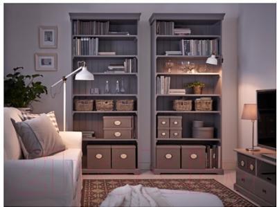 Ящик для хранения Ikea Кварнвик 702.566.67 (серый)