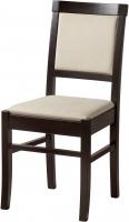 Стул Ikea Альгусторп 702.597.41 (черно-коричневый/бежевый) -