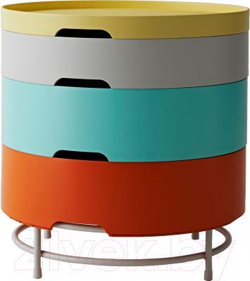 Журнальный столик Ikea Икея ПС 2014 702.639.98 (разноцветный)