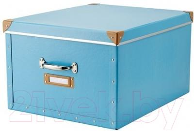 Ящик для хранения Ikea Фьелла 702.699.57 (синий)