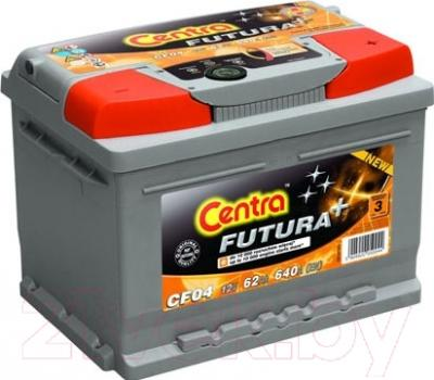 Автомобильный аккумулятор Centra Futura CA1000 (100 А/ч)